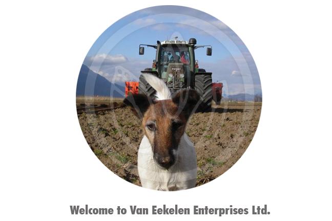 Van Eekelen Enterprises Ltd